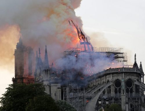 What the Notre-Dame fire tells us about our collective relationship to risk